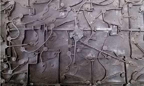 Que son las arcas de caudales Arca-de-caudales-siglo-xv-mecanismo
