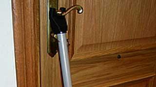 Sistemas de seguridad para puertas de entrada