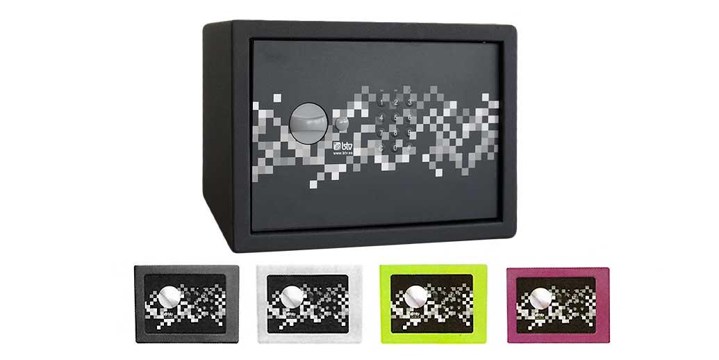 Cajas de Sobreponer BTV Pixel