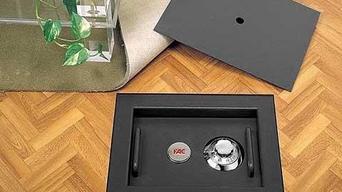 C mo ocultar una caja fuerte en casa cajas fuertes - Caja para ocultar cables ...