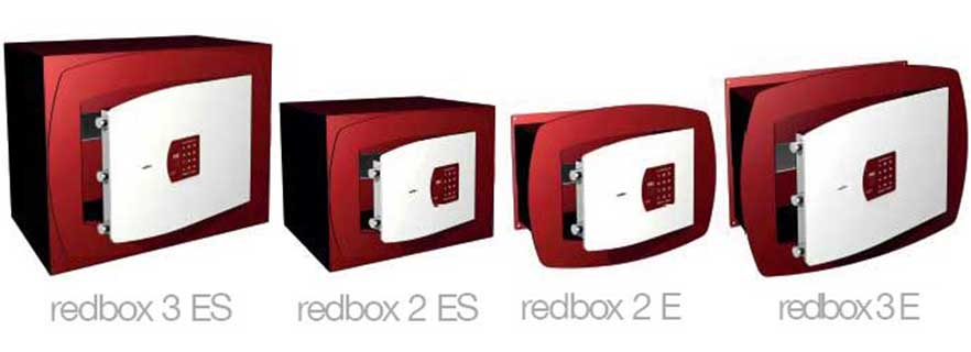 Nueva Serie Red Box de FAC